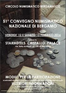 Convegno Filatelico Bergamasco