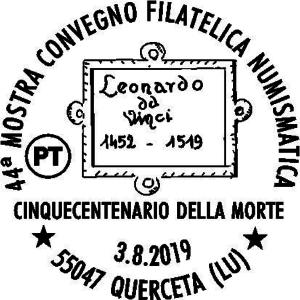 convegno filatelico querceta 2019