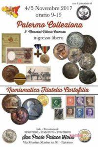 convegno numismatico a Palermo 2017