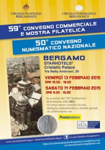 Convegno Numismatico Nazionale Bergamo