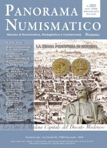 copertina monete settembre