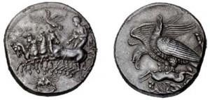Decagramma di Agrigento