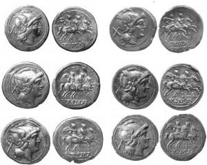 denarii romani