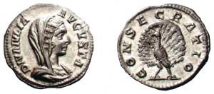 denario Julia Domnia