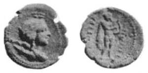 Emilitra zecca di Amestratos