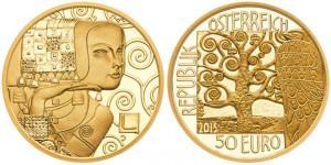 50 euro Klimt