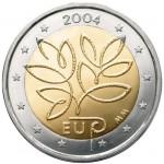 Euro commemorativo Finlandia 2004