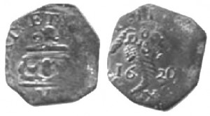 Fig. 4. Tornese di Filippo III.