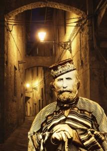Garibaldi a Pistoia