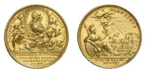 Lotto 519 - Medaglia in oro