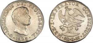 Iurbide 8 reales