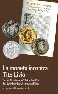 la moneta incontra Tito Livio