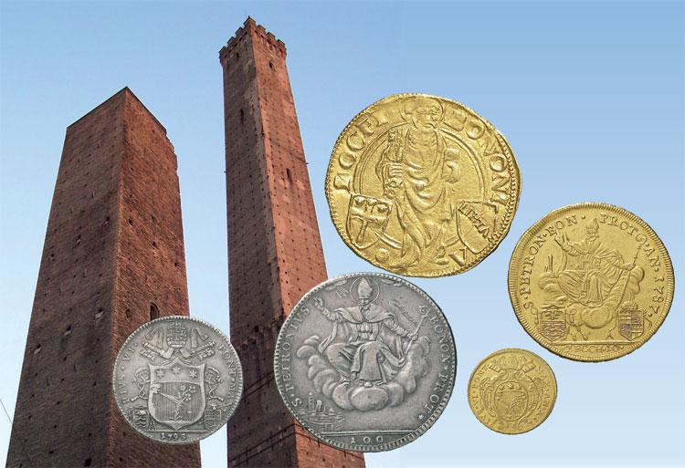 Monete bolognesi e circolazione monetaria a bologna 1a for 5 case nuove di zecca