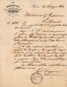lettera Enrico Besana