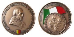 medaglia 150 dell'Unità d'Italia