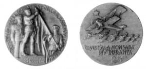 medaglia fascista 1933