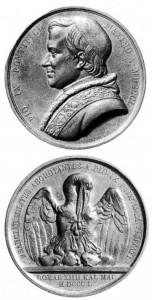 Medaglia Pio IX