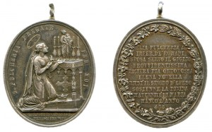 Medaglia Santa Pulcheria