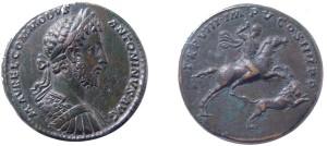medaglione romano