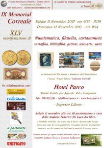 IX Memorial Correale