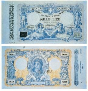 Lire 1.000 del 1930