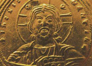 moneta bizantina