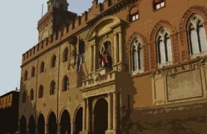 Bologna Palazzo d'Accursio
