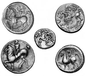 monete celtiche