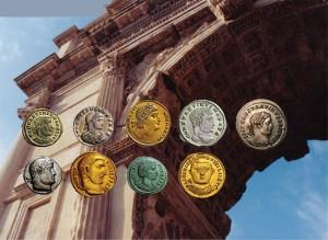 L'Arco di Costantino a Roma
