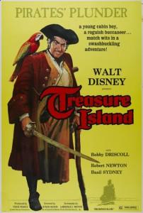 Locandina del film L'isola del tesoro