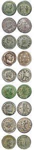 monete romane ritrovate a Merano