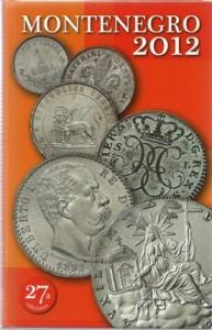 Montenegro 2012 - manuale del collezionista di monete italiane