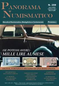 Mille lire al mese - Panorama Numismatico