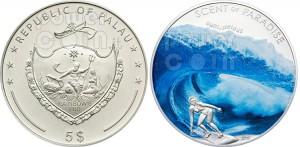 5 dollari al profumo di mare - Palau