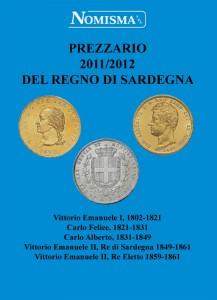 Prezzario monete Regno di Sardegna