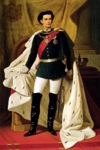 re Ludwig II, Baviera