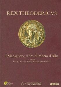 REX THEODERICVS Il Medaglione d'oro  di Morro d'Alba