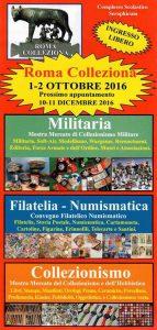 Roma Colleziona 2016