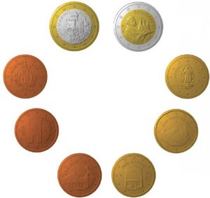 nuove monete San Marino