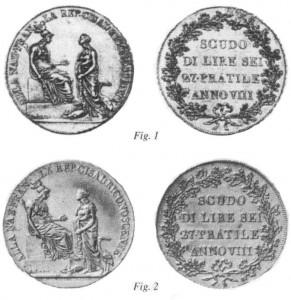 Scudi Repubblica Cisalpina