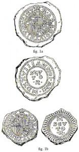 Scudo e mezzo scudo ossidionale