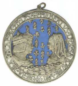 medaglia mostra sindone