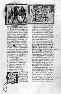 Carta aggiunta agli Statuti civitatis Mutine del 1327