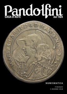 Pandolfini asta numismatica