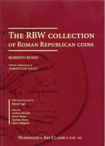 the RWB collection of roman republican coins