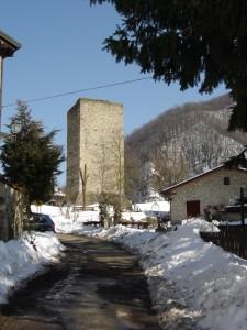 Torre duecentesca di Rosola di Zocca (MO)