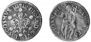 Zecca di Firenze: la mezza lira di Cosimo III